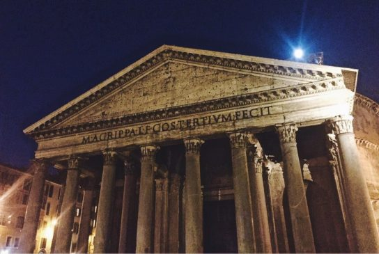 Eco Travel Rome Pantheon