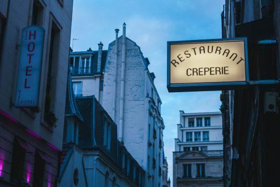 restaurant with vegetarian options Paris