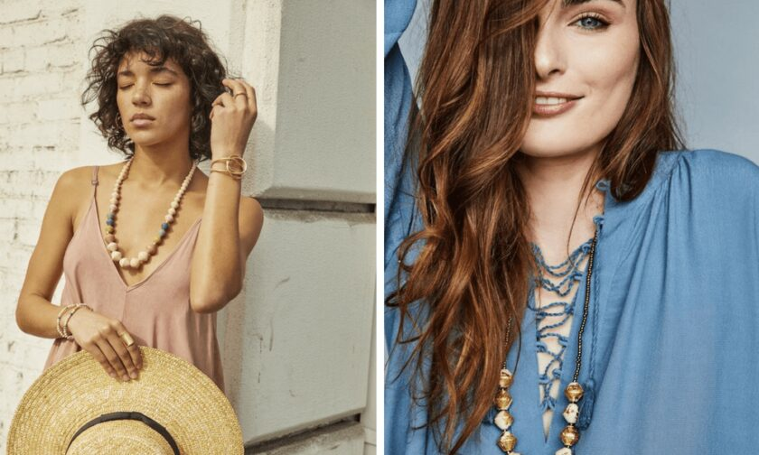 31 Bits Sustainable and Ethically Made Necklaces, Bracelets and More