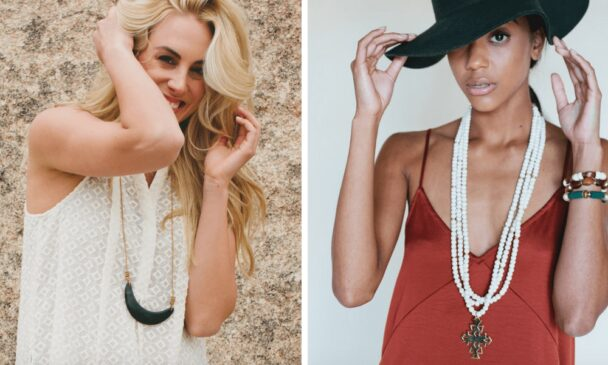 Akola Responsibly Made Necklaces, Rings, Bracelets and Earrings