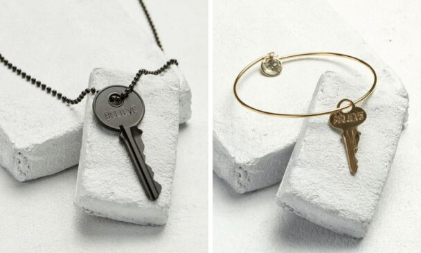 The Giving Keys Social Enterprise Jewelry