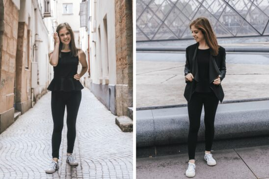A minimal packing guide for Paris
