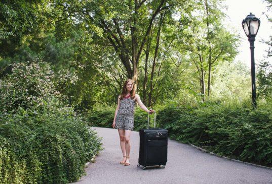 Eco Conscious Luggage