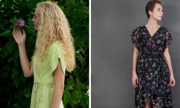 Slow fashion handmade women's clothing from Margu