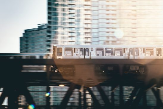 Sustainable transportation in Chicago