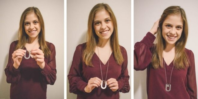 Sustainable artisan-made necklace from Made Trade