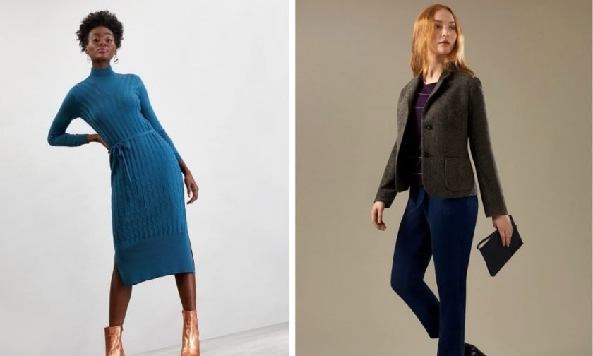 Komodo - ethical dresses, blouses, skirts and blazers for the office