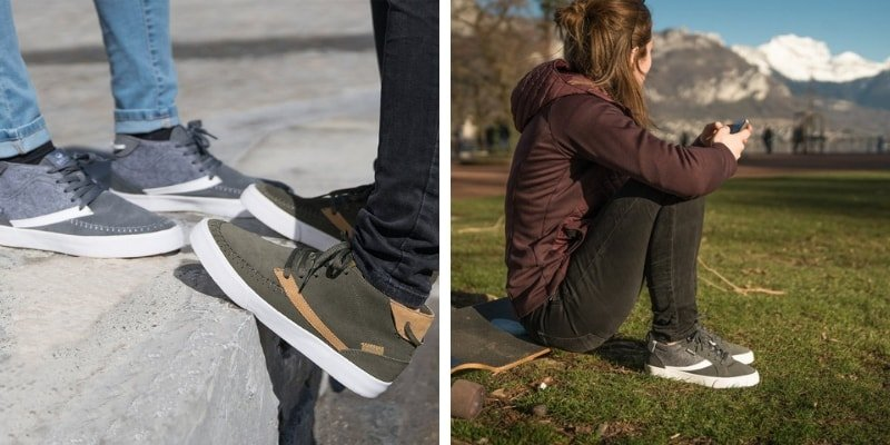 Saola eco-friendly men's and women's sneakers