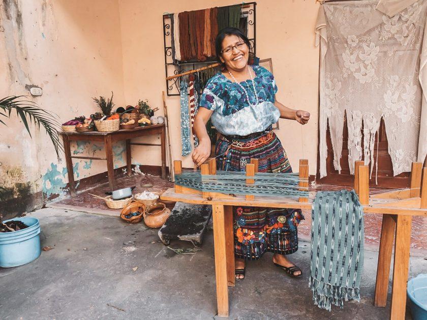 Trades of Hope fair trade artisan