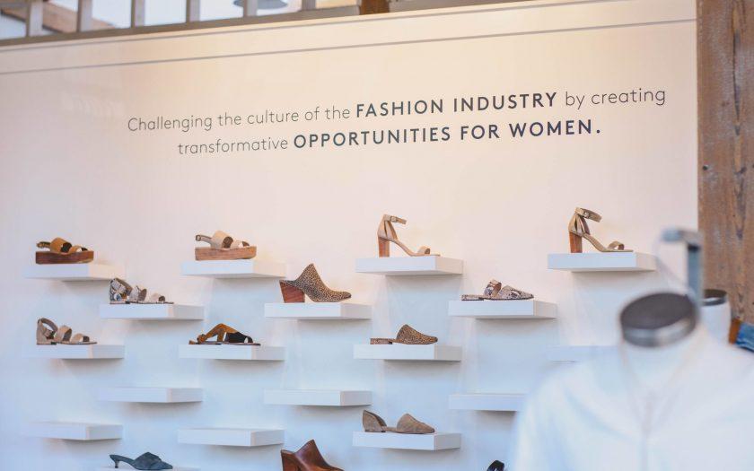 ABLE's Fair Trade shoes