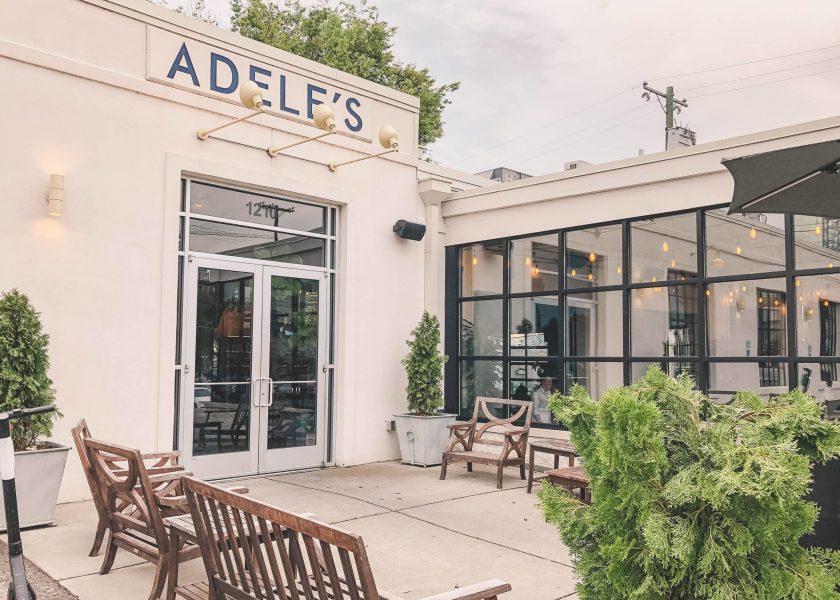 Adele's Farm to Table restaurant in Nashville