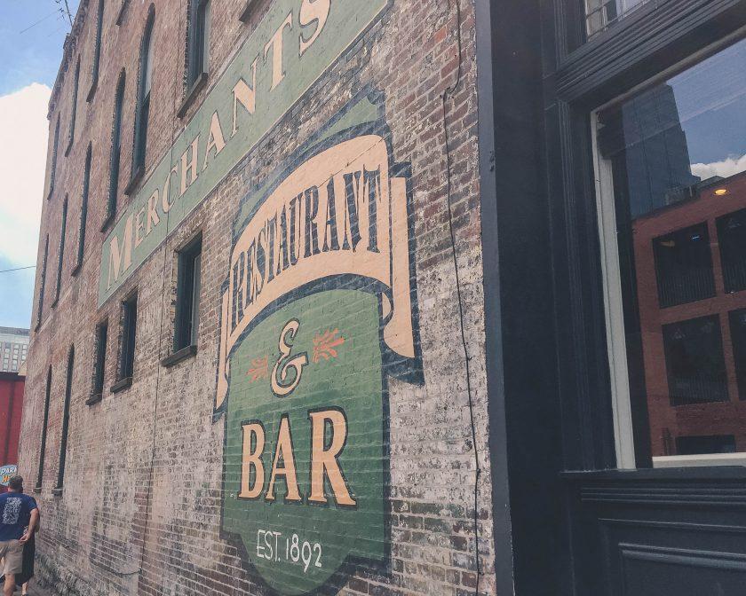 Merchant's Restaurant - Nashville Tennessee