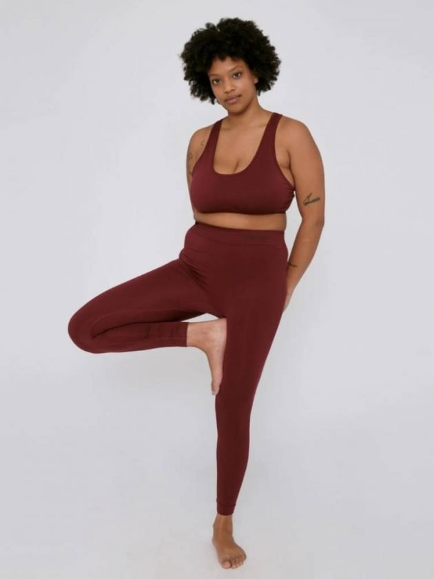 Sustainable Activewear from Organic Basics