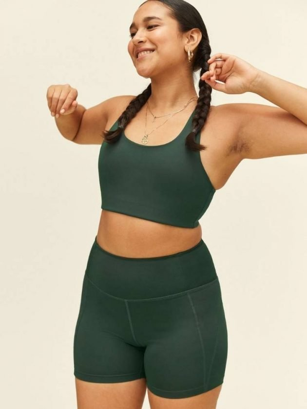 Sustainable Activewear from Girlfriend