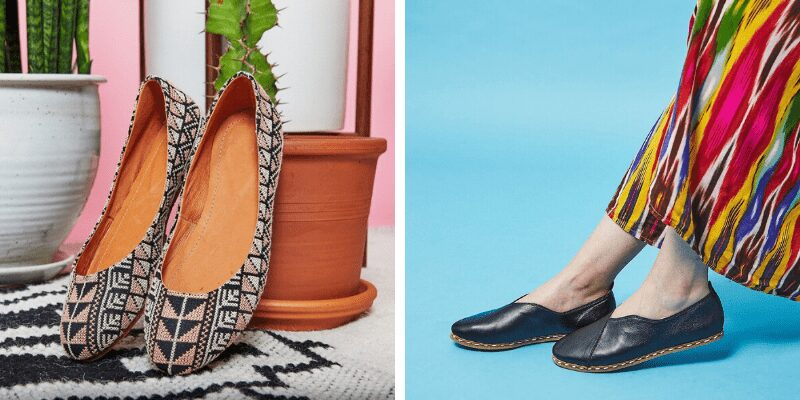 Fair Trade and Sustainable Flats from Made Trade