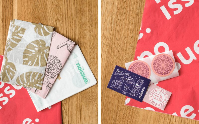 sustainable paper packaging