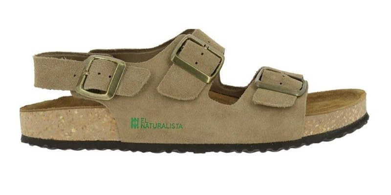El Naturalista vegan eco friendly sandals