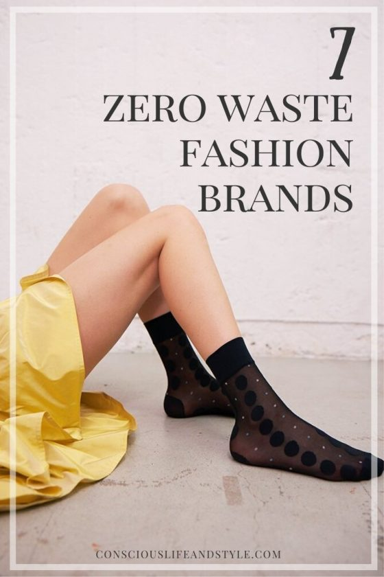 7 Zero Waste Fashion Brands