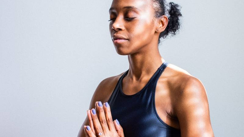 Self-Care Routine: Relax or Calm Down