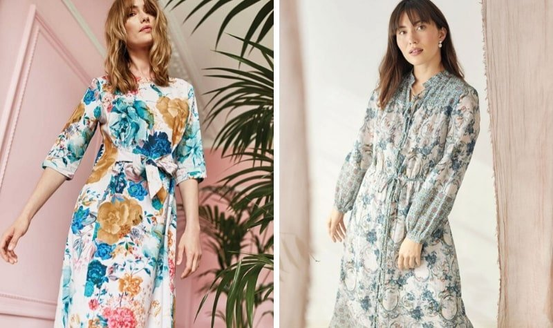 Thought sustainable dresses