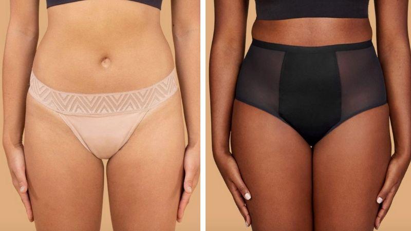 THINK period underwear - zero waste period products