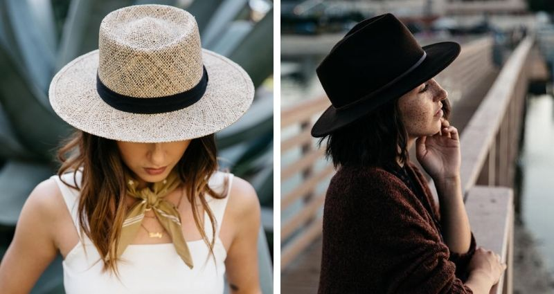 Eco-friendly hats from Yellow 108