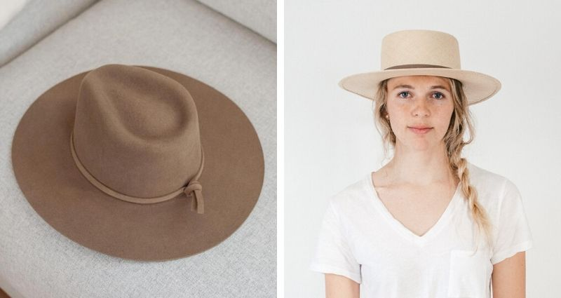 Equal Uprise fair trade hats