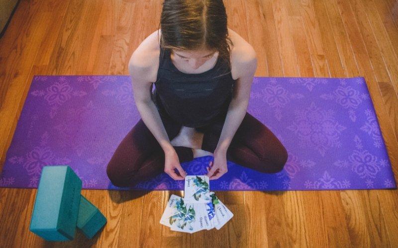 OM Matters Yoga Cards