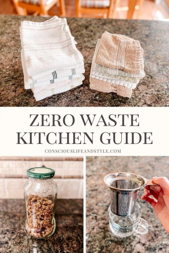Zero Waste Kitchen Guide