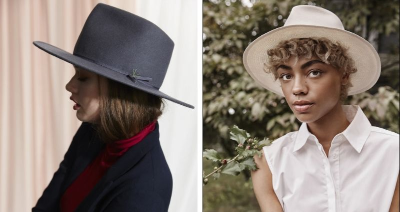 Ethical eco-friendly hats from Yestadt