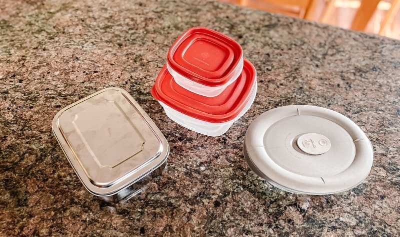 Zero waste reusable containers