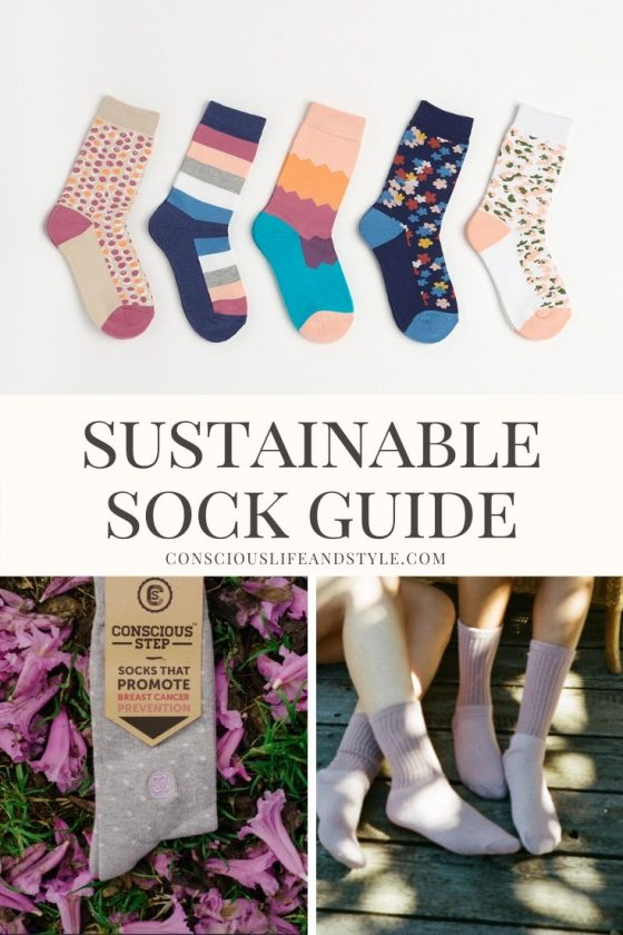 Sustainable Sock Guide - Conscious Life and Style