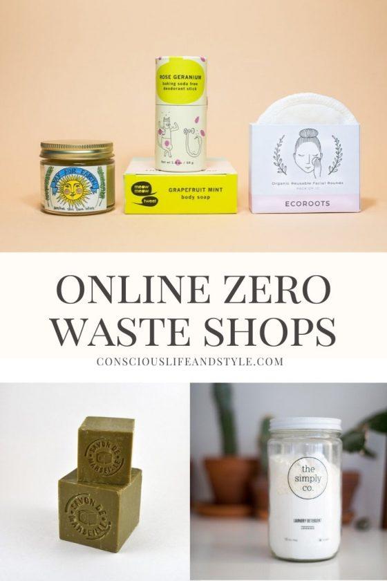 Online Zero Waste Shops