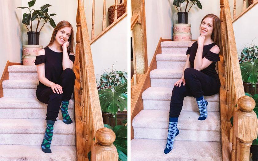 Conscious Step fairtrade and organic cotton socks
