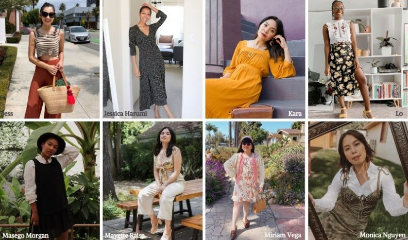 BIPOC Ethical and Sustainable Fashion Influencers