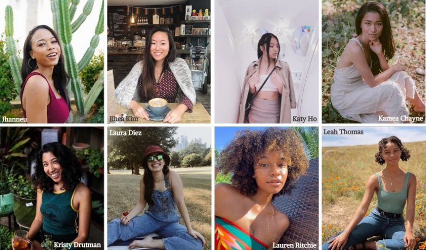 BIPOC Zero Waste and Sustainable Living Influencers