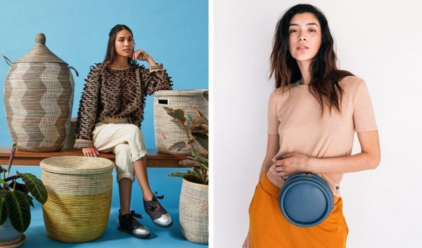 Conscious fashion and home goods from sustainable fair trade online store Made Trade