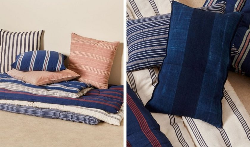 handcrafted thoughtfully-made textiles from Africa