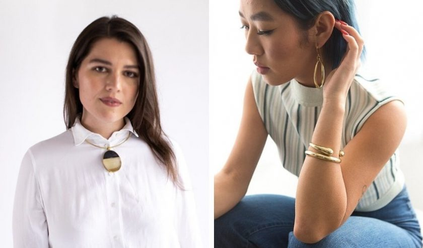 Ethical artisan made Jewelry from Abby Alley