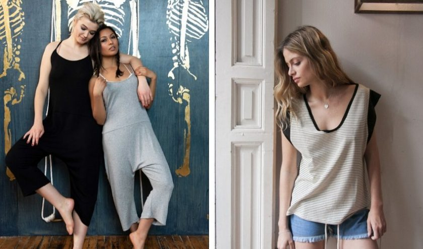 Eco-friendly and ethical online store Ethica