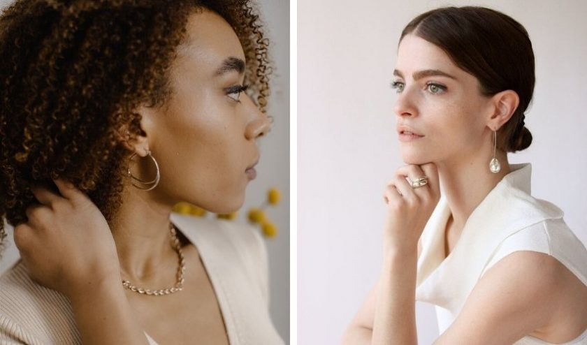 Ehtical Jewelry responsibly made with sustainably sourced materials from Salt + Still