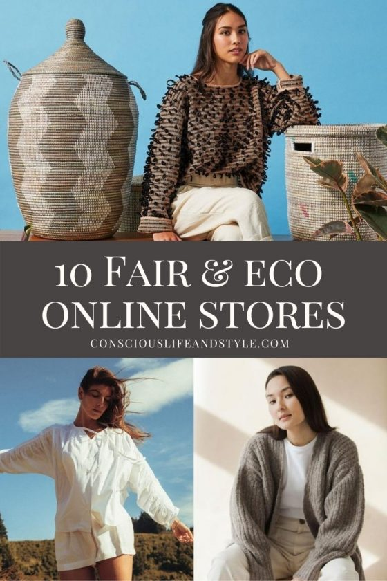 10 Fair and Eco Online Stores