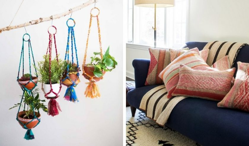 colorful ethically made artisan home goods