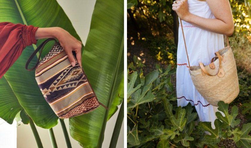 Fair Trade sustainably sourced artisan made handbags