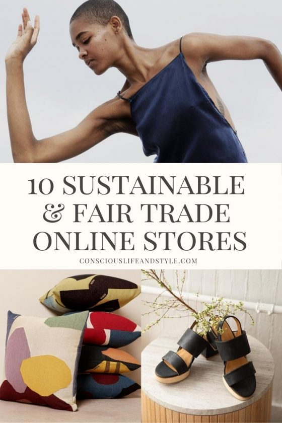 10 Sustainable and Fair Trade Online Stores