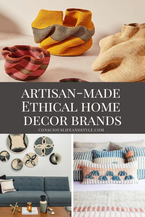 Artisan-Made Ethical Home Decor Brands