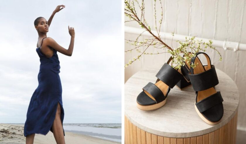 Ethical online store for sustainable fashion, home, and beauty