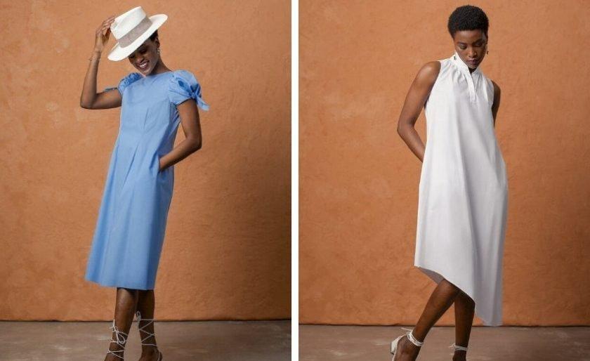 Grammar NYC organic cotton sustainable dresses