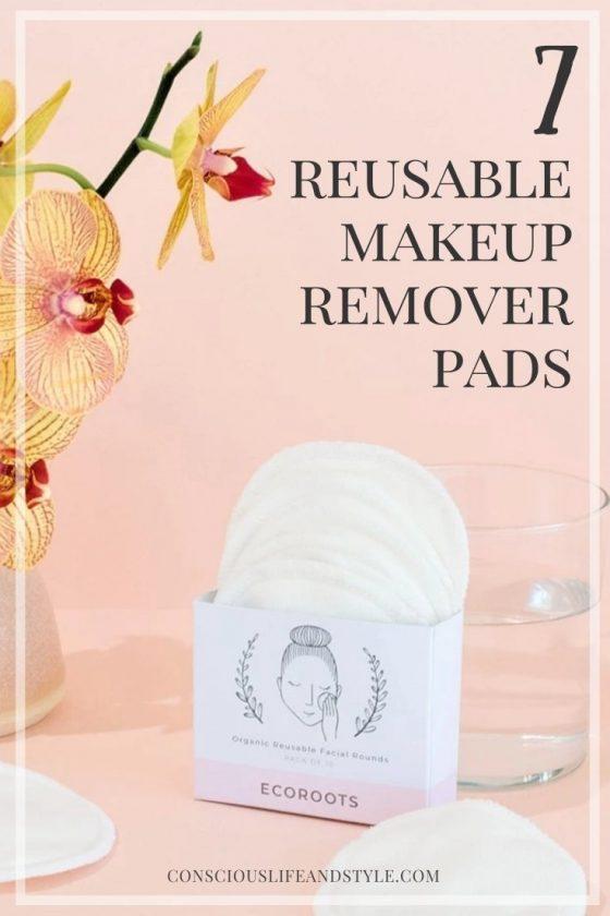 7 Reusable Makeup Remover Pads
