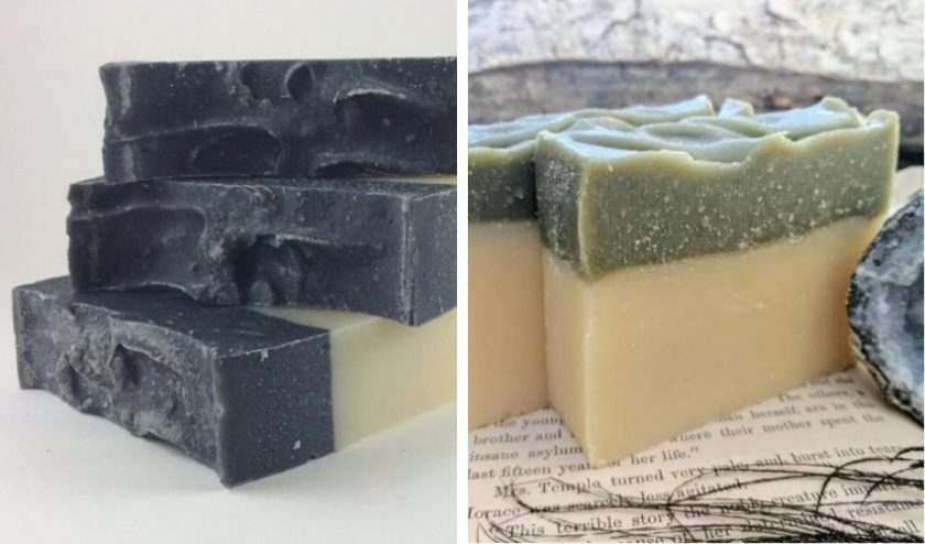 shampoo bars made with natural ingredients from plum brilliance